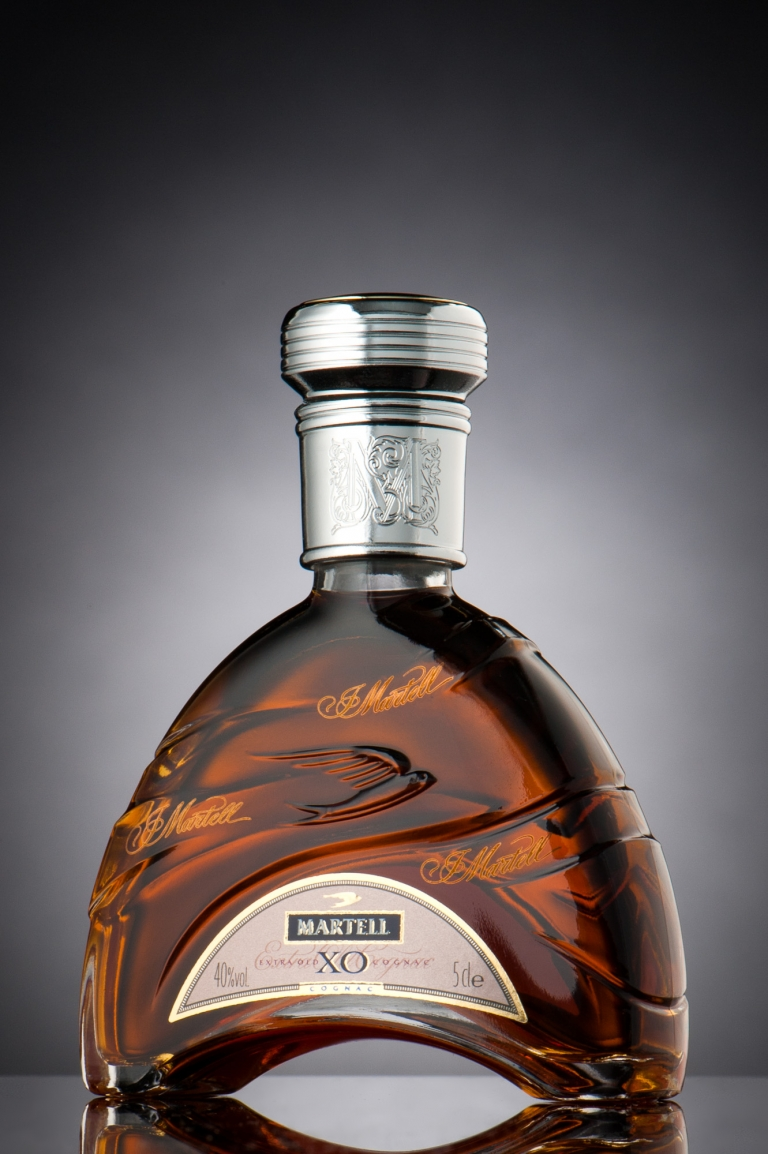 Product Photography Herefordshire - brandy bottle