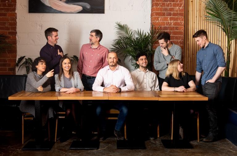 Simple Design Works Hereford Team Photo