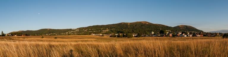 Malvern Hills Panoramic