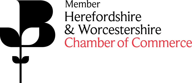 Herefordshire and Worcestershire Chamber of Commerce Member Logo